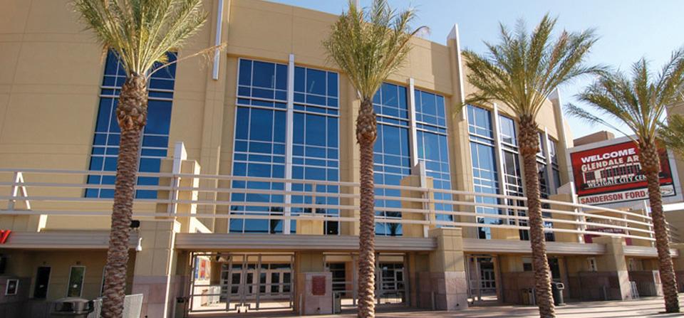 Phoenix Coyotes Arena